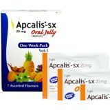 Apcalis SX Oral Jelly 20mg